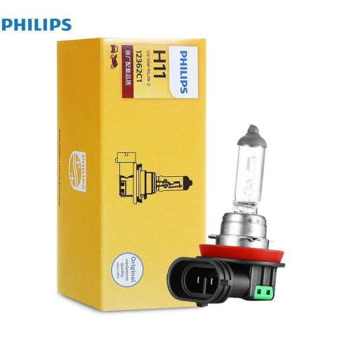 PHI12362 - LÂMPADA PHILIPS - H11 12v 55w - BASE- PGJ-19-5