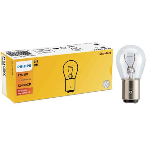 PHI12499 - LÂMPADA PHILIPS - 1034 12v 21w - BASE- BAY15d